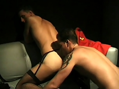 Psych jargon exceptional guys to outfits enjoy some deep anal pounding to steamy scene