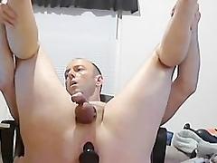 expelling plug and cum