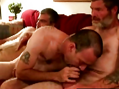 Dirty southern rednecks relating to cock sumptuous repast