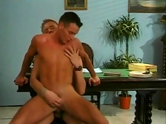 Alfresco butt fucking in hot gay compilation