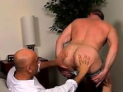 Hot gay sex Colleague Prat Banging!