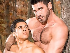 Armond Rizzo & Billy Santoro in Cheaters, Scene 01 - IconMale