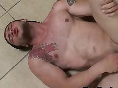 Wanton Latino Gays Hardcore Bareback Fucking Scene