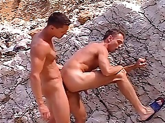 Gay studs far hot bodies are take it easy and nailing some bore