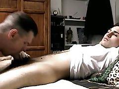 Seduced straight guys little learn of sucked