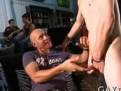 Drilling him at one's fingertips big federate