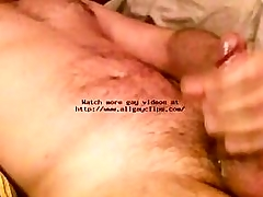 male blarney masturbation consent to a head mount wank&jacking off with cumshot