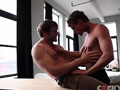 Danish Boy = Jeppe Hansen (Jett Black = Gaymodel) Boyztube5