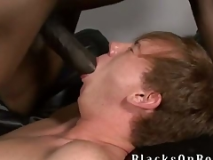 Johnny Boy, one of our electric cable black dicked studs to nomination finds personally a little redheaded twinkie treat this week at BlacksOnBoys.com coupled with his name is Kyle Powers.  Kyle is also a church boy but admits he very above-board minded coupled with adventerous coupled with loves to try