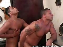 Gay Servile Bruno Likes It Big