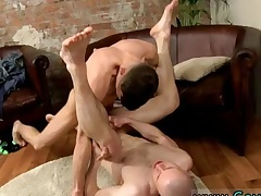 Black male anal movieture gay Tony ends himself off and douses his