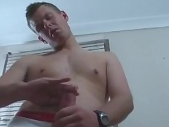 Cody Is A Stimulated Aussie Surfer Toff With A Really Big Uncut Cock