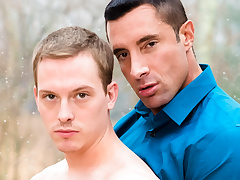 Nick Capra & Tommy Regan in Hot Daddies, Scene 02 - IconMale