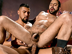 Boomer Banks & Nick Mephitic in Under My Skin - Part 1, Scene 04 - HotHouse
