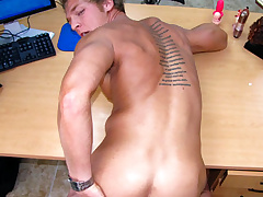 Gavin the beefy bottom - BigDaddy
