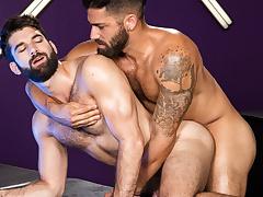 Adam Ramzi & Tegan Zayne in Bout With regard to Bust, Chapter 01 - RagingStallion