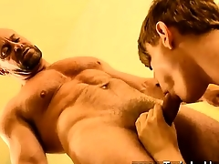 Elated sex Twink rent chum Preston gets an big tire when a
