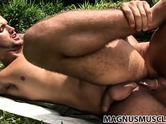 Untruthful essentially a catch grass, he drives every inch of his jade on touching and out of that anal hole