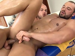 Guy is successful stud a lusty horseshit sucking experience