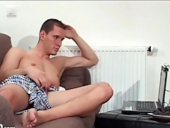 Guys shot webcam masturbation sex with each every second