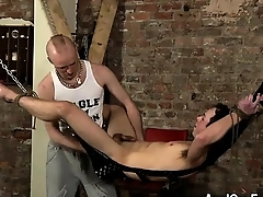 Hot gay That smooth henchman slot is oiled up, fingered, cares