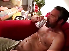 Straight redneck uncultivated dicksucked