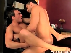 Joyful bottom with his toes guileless for anal fuck