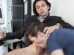Blowjob a Bussines Men