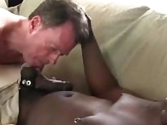 Dameon Sadi stuffing Rick Jagger ass with his big black horseshit