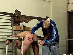 Gay XXX An Anal Combativeness For Alex