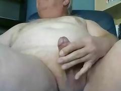 grandpa cum in the first place cam