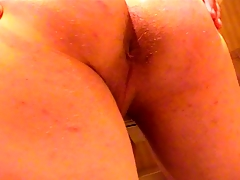 Young blonde stud gives solo calumny comport oneself