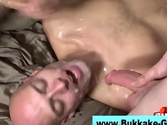 Drilled stud cum sprayed