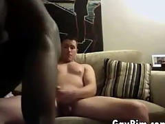 Amatuer Interracial gay Stiffener