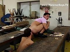 Hammerboys existing Dominik Trojan Bottom 05:20