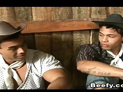 Cowboy Sex Gay Pounding Ass Fuck