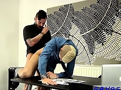 Twinks XXX Deacon Huntswoman Coupled with Adam Watson