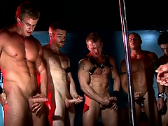 Shudder at featured always gets fucked up his ass in a truly impressive gay club