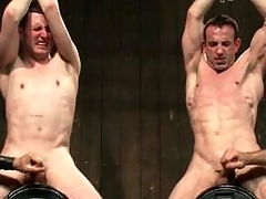 Extremely hardcore gay BDSM free porn part4