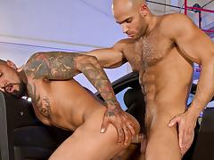 Auto Erotic, Ornament 2 XXX Video: Boomer Banks, Sean Zevran
