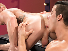 Johnny V & Jacob Taylor in The Enthusiasm Is Real, Chapter 03 - RagingStallion