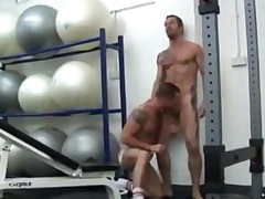 At The Gym Part1