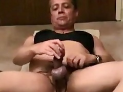 girlsy whips cock together with balls predestined up cums