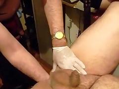 FFBikerSar stretching his buddy's hole
