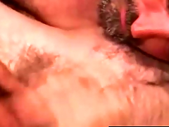 Straight bear receives a well situated with facial